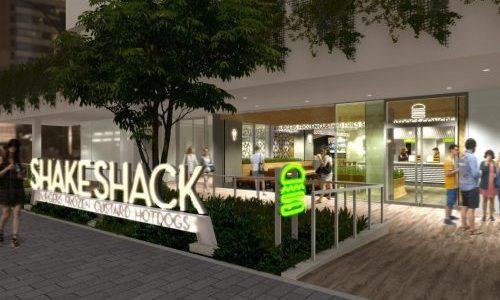 SHAKE SHACK(シェイク シャック)二子玉川店が2月28日(水)にオープン🍔