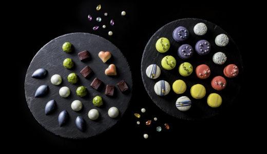 まるで宝石箱💎沖縄県恩納村「ルネッサンス リゾート オキナワ」が、誕生石をイメージしたチョコとマカロンを発売🍬